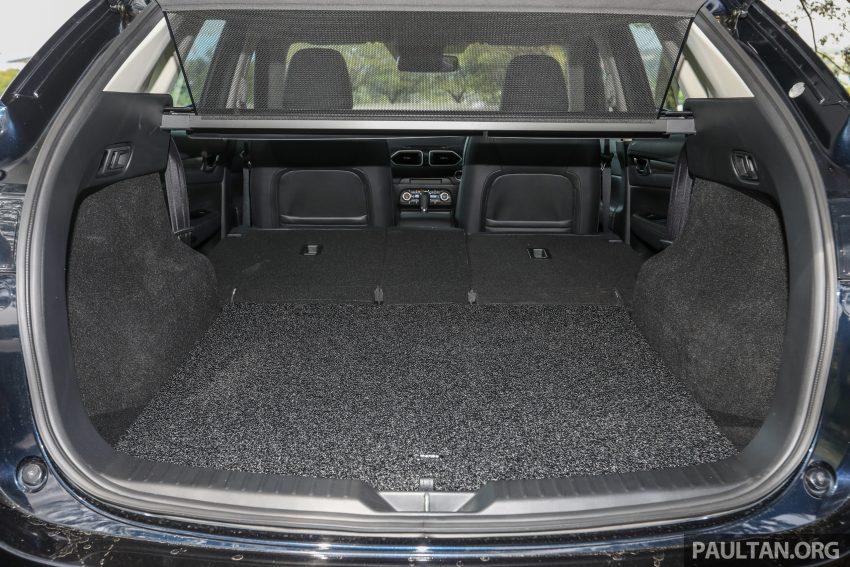 Mazda CX-5, 汽油与柴油各等级实拍照, 超完整规格列表 Image #57735