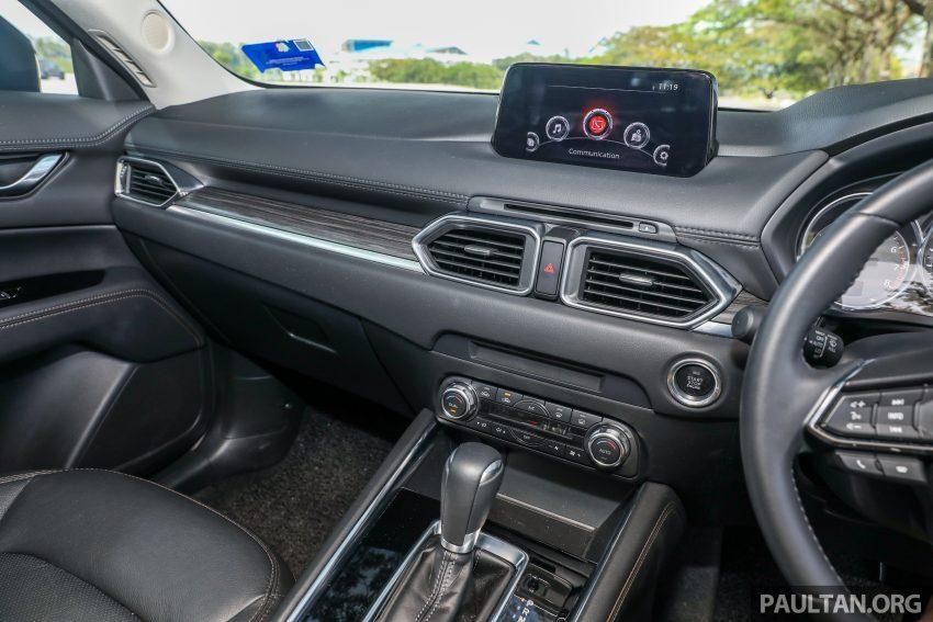Mazda CX-5, 汽油与柴油各等级实拍照, 超完整规格列表 Image #57698