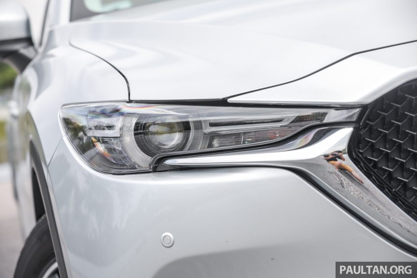 Mazda CX-5, 汽油与柴油各等级实拍照, 超完整规格列表 Image #57595
