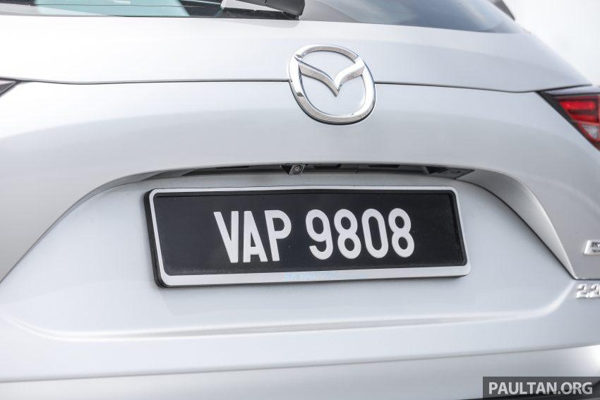 Mazda CX-5, 汽油与柴油各等级实拍照, 超完整规格列表 Image #57610
