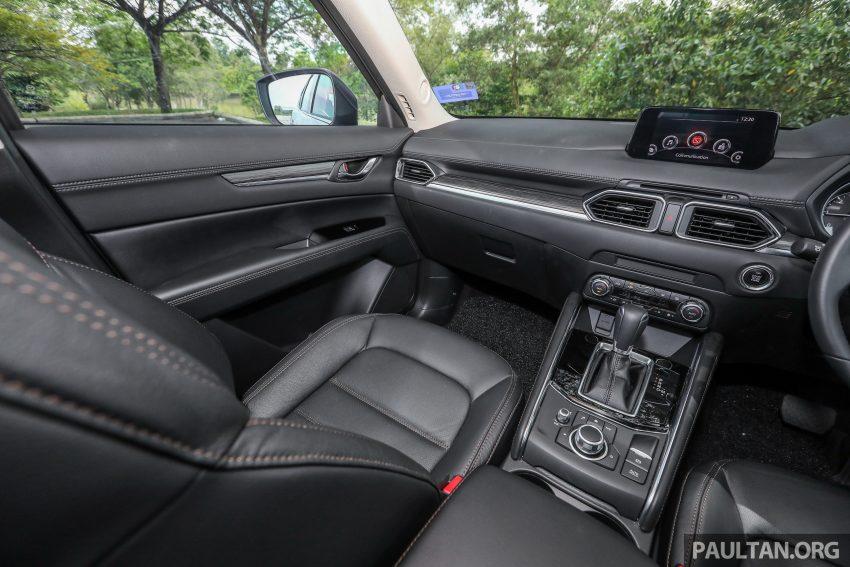 Mazda CX-5, 汽油与柴油各等级实拍照, 超完整规格列表 Image #57634