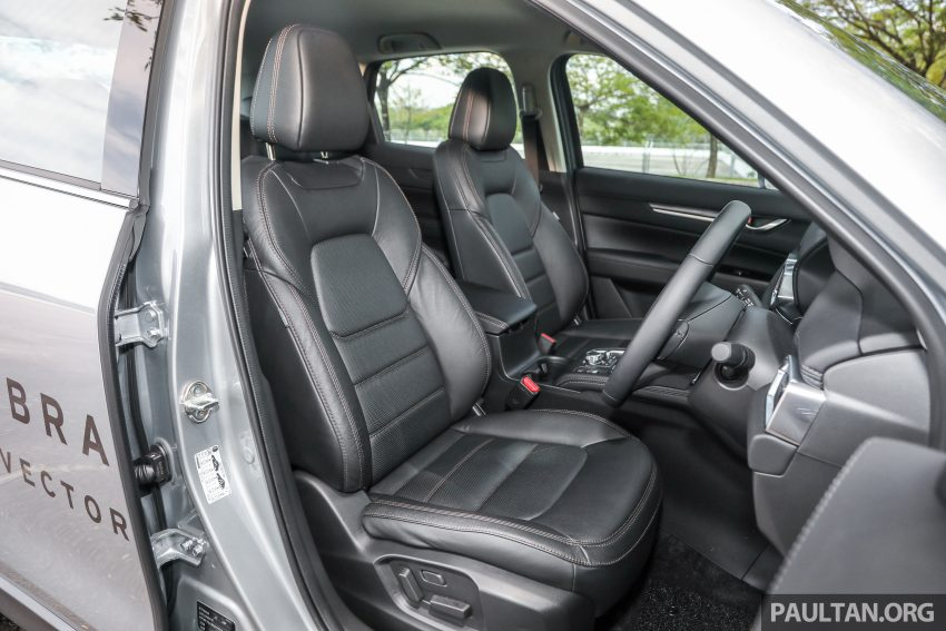 Mazda CX-5, 汽油与柴油各等级实拍照, 超完整规格列表 Image #57637