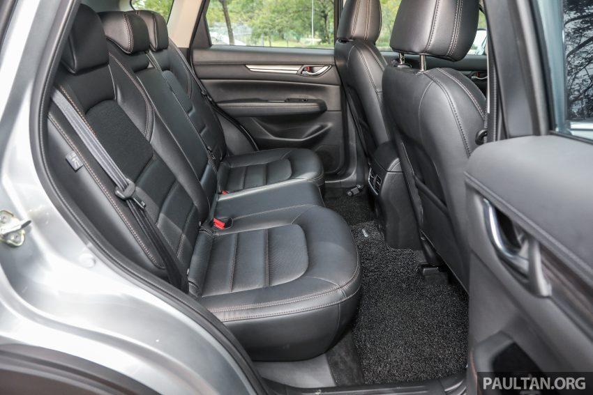 Mazda CX-5, 汽油与柴油各等级实拍照, 超完整规格列表 Image #57642