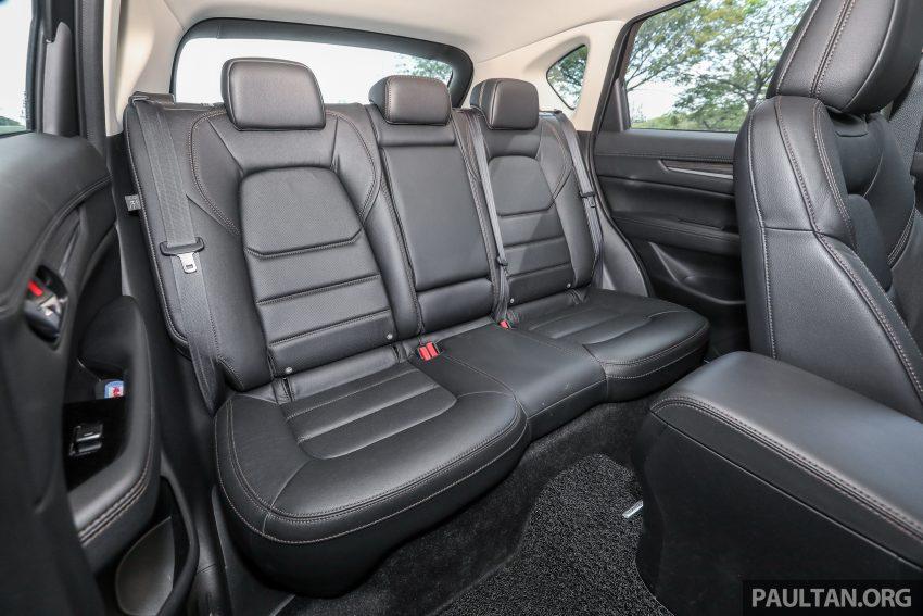 Mazda CX-5, 汽油与柴油各等级实拍照, 超完整规格列表 Image #57643