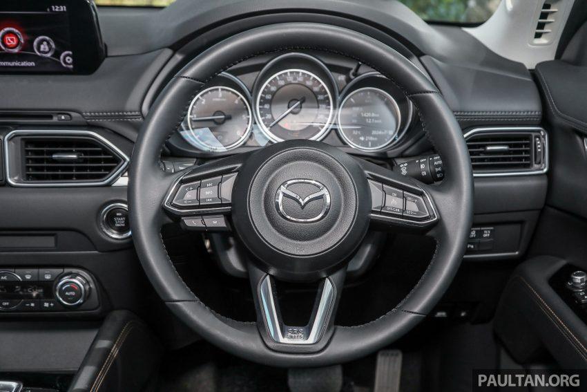 Mazda CX-5, 汽油与柴油各等级实拍照, 超完整规格列表 Image #57619
