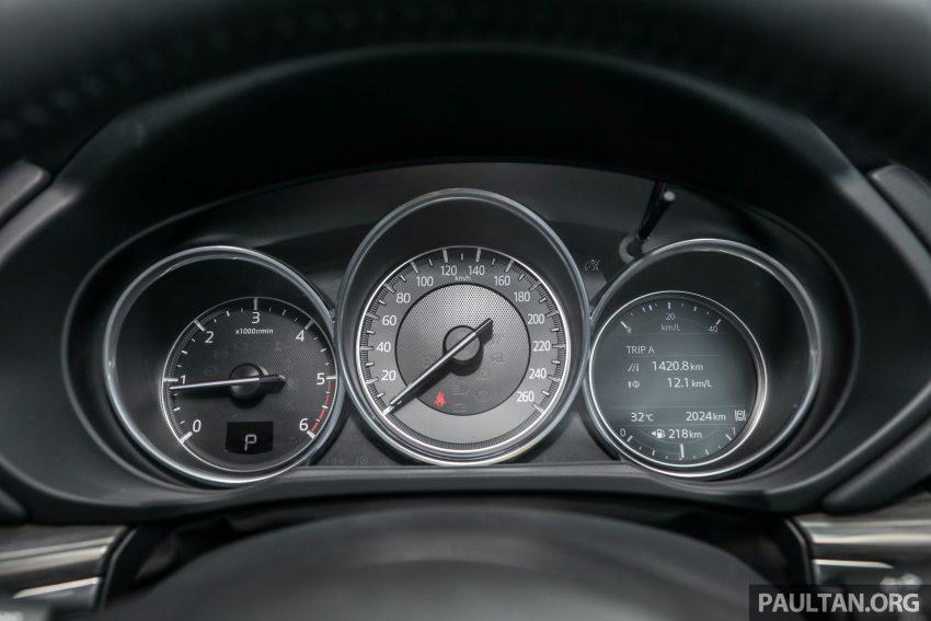 Mazda CX-5, 汽油与柴油各等级实拍照, 超完整规格列表 Image #57620
