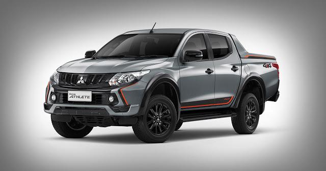 原厂释出预告,Mitsubishi Triton Athlete 特仕版将面市。 Image #55121