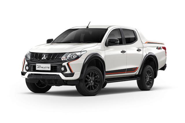 原厂释出预告,Mitsubishi Triton Athlete 特仕版将面市。 Image #55122