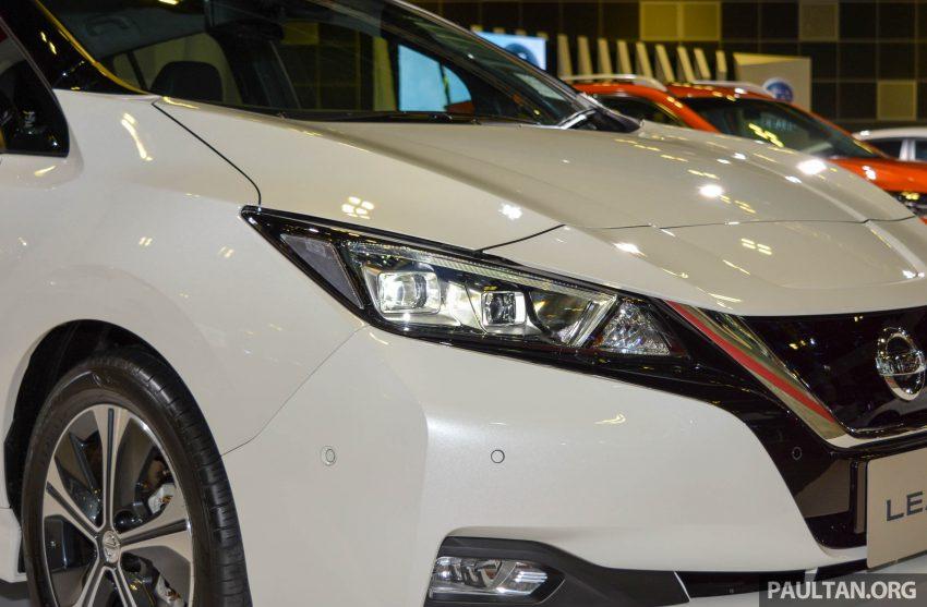 图集:2018 Nissan Leaf 新加坡车展展出, 今年登陆大马! Image #54652