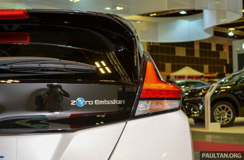 图集:2018 Nissan Leaf 新加坡车展展出, 今年登陆大马! Image #54653