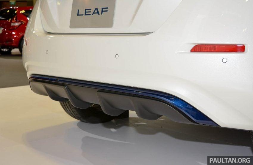 图集:2018 Nissan Leaf 新加坡车展展出, 今年登陆大马! Image #54655