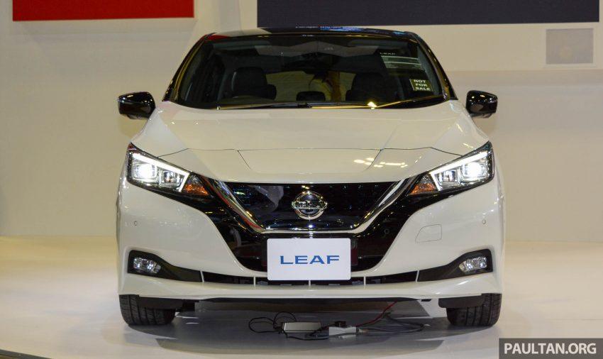 图集:2018 Nissan Leaf 新加坡车展展出, 今年登陆大马! Image #54645