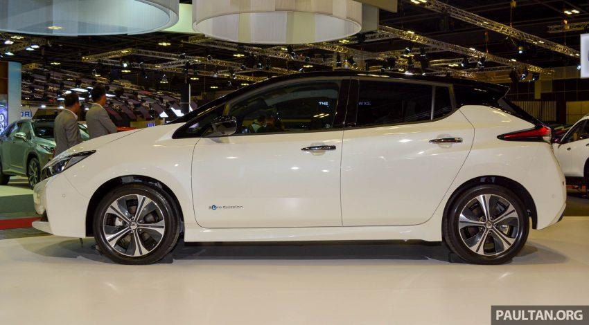 图集:2018 Nissan Leaf 新加坡车展展出, 今年登陆大马! Image #54647