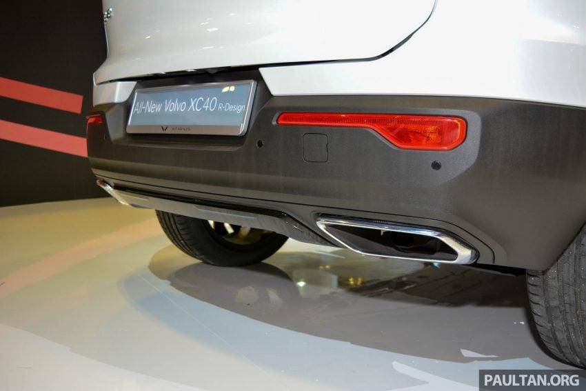 小雷神 Volvo XC40 正式登入新加坡,T5 两种等级可选! Image #54512