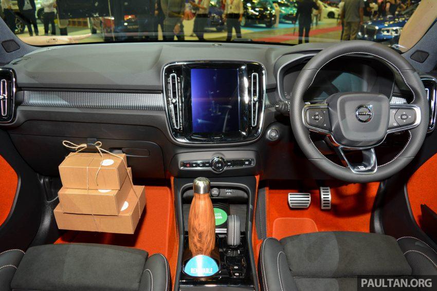 小雷神 Volvo XC40 正式登入新加坡,T5 两种等级可选! Image #54514