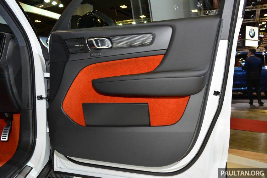 小雷神 Volvo XC40 正式登入新加坡,T5 两种等级可选! Image #54526