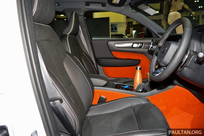 小雷神 Volvo XC40 正式登入新加坡,T5 两种等级可选! Image #54527