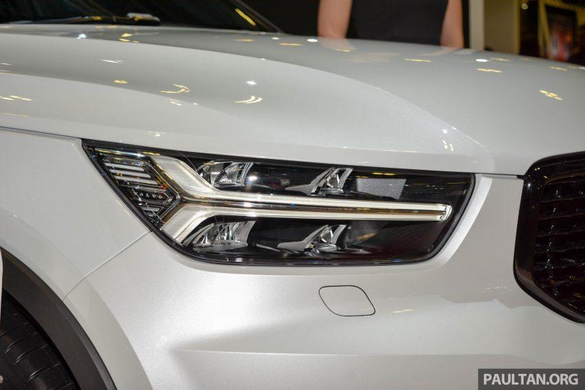 小雷神 Volvo XC40 正式登入新加坡,T5 两种等级可选! Image #54502