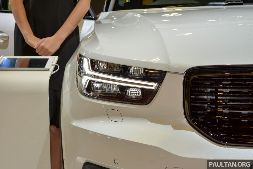 小雷神 Volvo XC40 正式登入新加坡,T5 两种等级可选! Image #54503