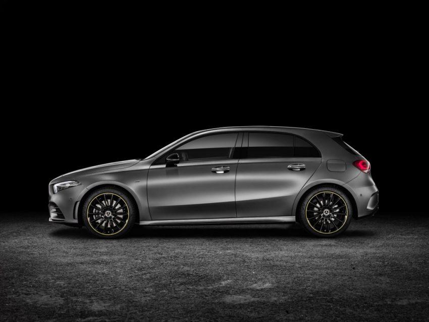 大改款小钢炮!2018 Mercedes-Benz A-Class 正式发布 Image #58011