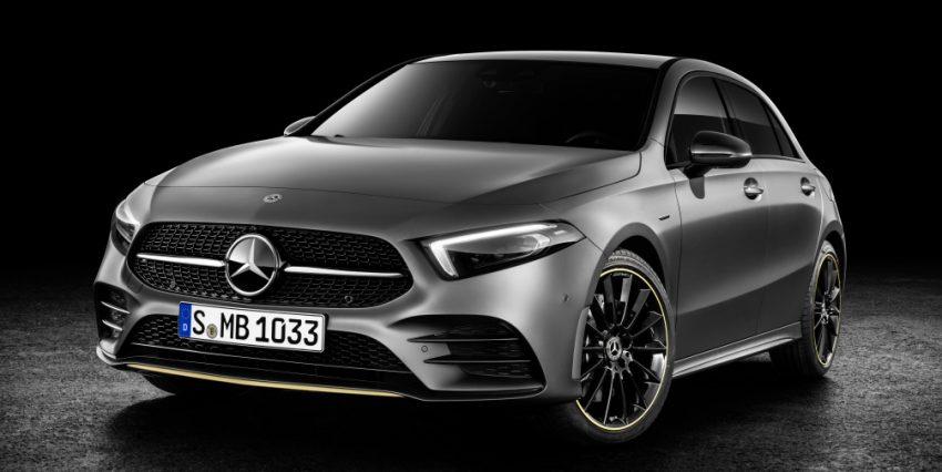 大改款小钢炮!2018 Mercedes-Benz A-Class 正式发布 Image #58012