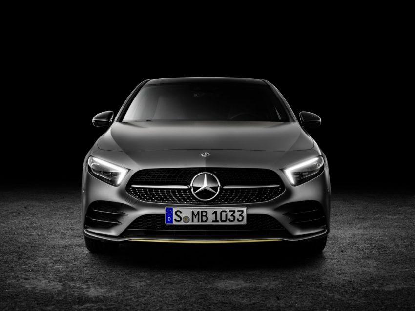 大改款小钢炮!2018 Mercedes-Benz A-Class 正式发布 Image #58013