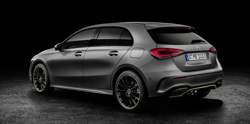 Mercedes Benz >> 大改款小钢炮!2018 Mercedes-Benz A-Class 正式发布 Mercedes-Benz A-Klasse, W177, 2018 - Paul Tan 汽车资讯网