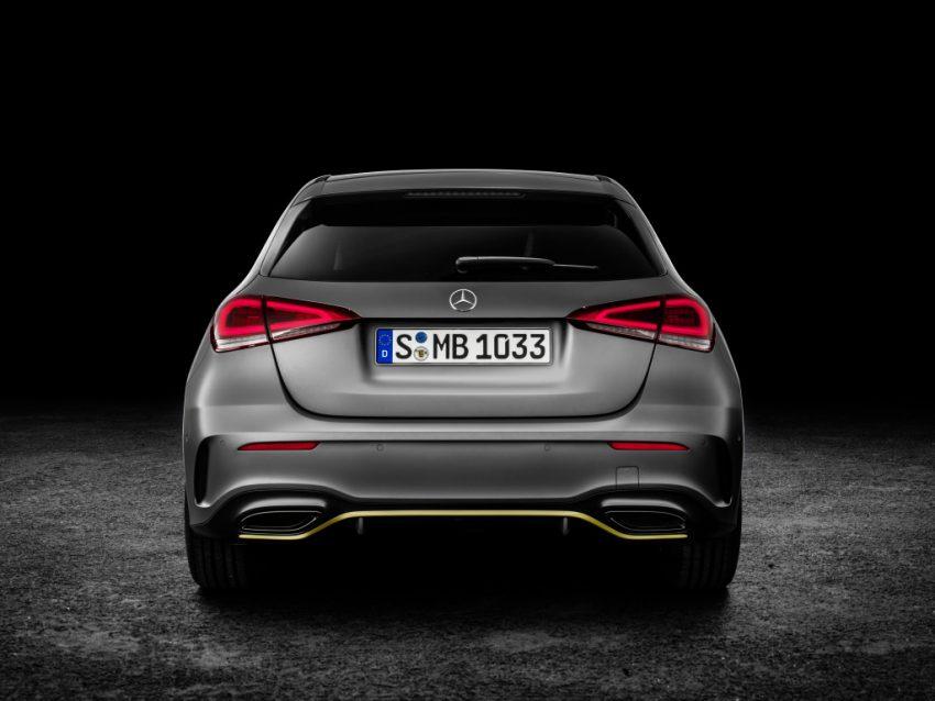 大改款小钢炮!2018 Mercedes-Benz A-Class 正式发布 Image #58015