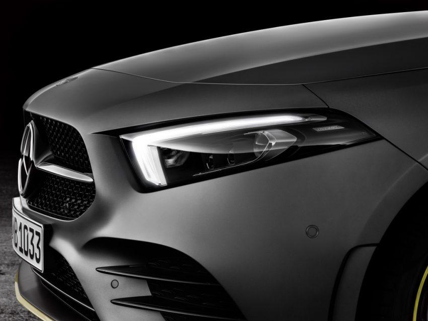 大改款小钢炮!2018 Mercedes-Benz A-Class 正式发布 Image #58016
