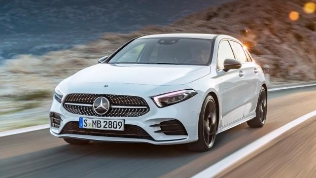 大改款小钢炮!2018 Mercedes-Benz A-Class 正式发布 Image #58069