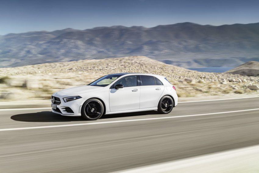 大改款小钢炮!2018 Mercedes-Benz A-Class 正式发布 Image #58019