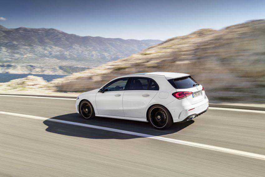 大改款小钢炮!2018 Mercedes-Benz A-Class 正式发布 Image #58021