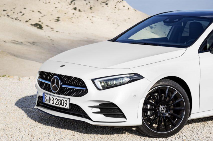 大改款小钢炮!2018 Mercedes-Benz A-Class 正式发布 Image #58022