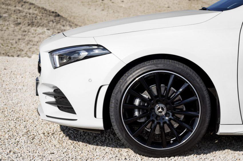 大改款小钢炮!2018 Mercedes-Benz A-Class 正式发布 Image #58023