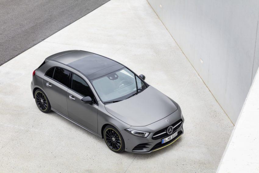 大改款小钢炮!2018 Mercedes-Benz A-Class 正式发布 Image #58031
