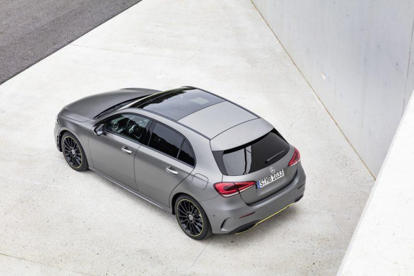 大改款小钢炮!2018 Mercedes-Benz A-Class 正式发布 Image #58032