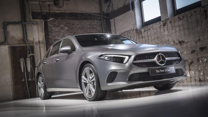 大改款小钢炮!2018 Mercedes-Benz A-Class 正式发布 Image #58039