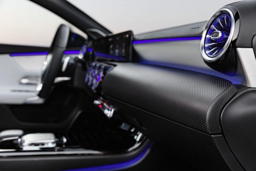 大改款小钢炮!2018 Mercedes-Benz A-Class 正式发布 Image #58043