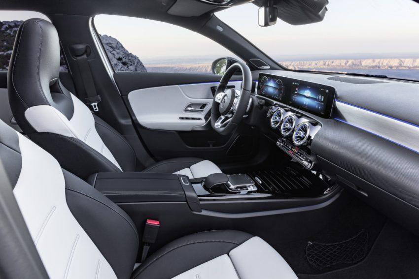 大改款小钢炮!2018 Mercedes-Benz A-Class 正式发布 Image #58047