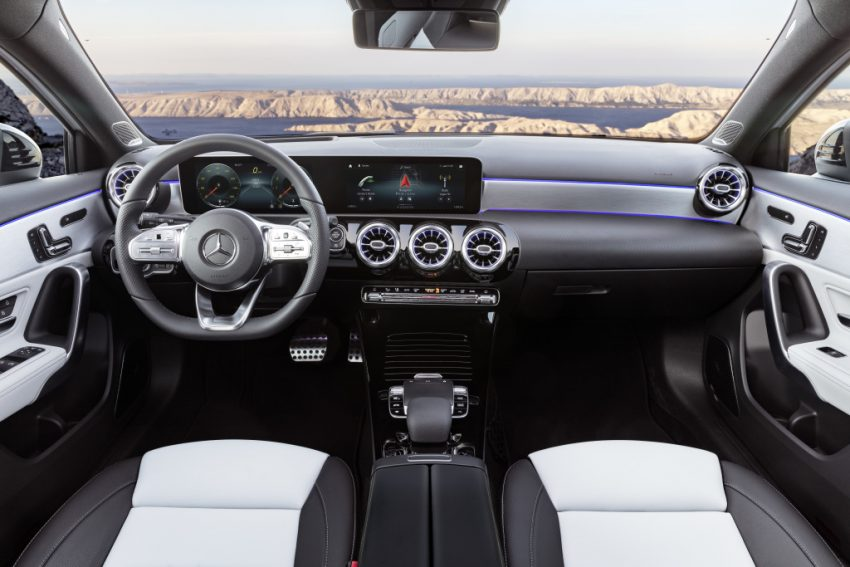 大改款小钢炮!2018 Mercedes-Benz A-Class 正式发布 Image #58048