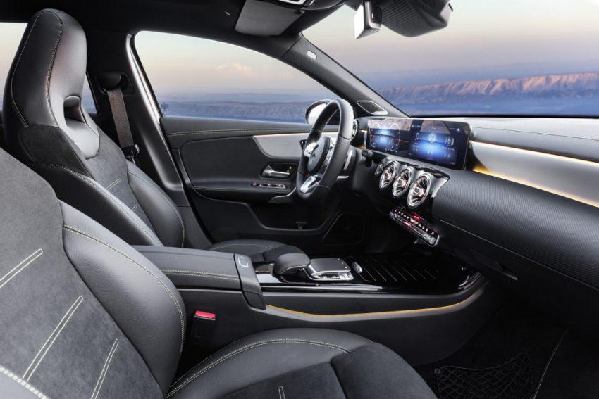 大改款小钢炮!2018 Mercedes-Benz A-Class 正式发布 Image #58049