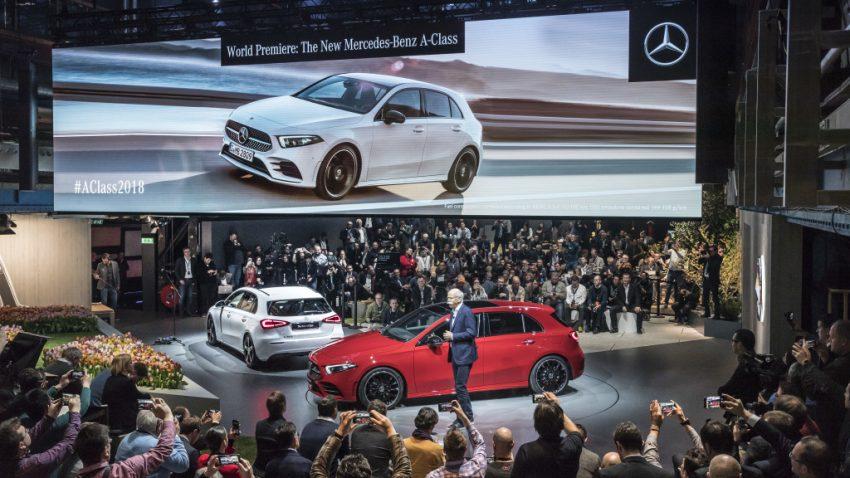 大改款小钢炮!2018 Mercedes-Benz A-Class 正式发布 Image #58066