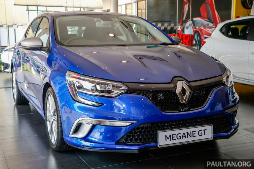全新 Renault Megane GT 本地正式开售,要价RM228,000 Image #58459