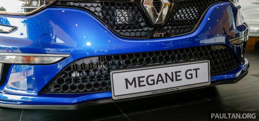 全新 Renault Megane GT 本地正式开售,要价RM228,000 Image #58471