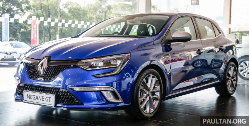全新 Renault Megane GT 本地正式开售,要价RM228,000 Image #58460