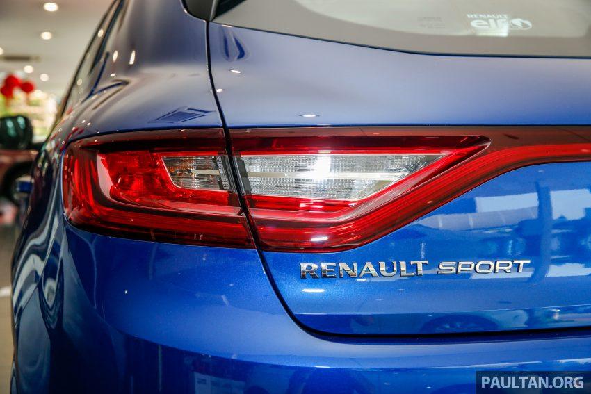 全新 Renault Megane GT 本地正式开售,要价RM228,000 Image #58482