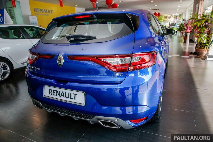 全新 Renault Megane GT 本地正式开售,要价RM228,000 Image #58461