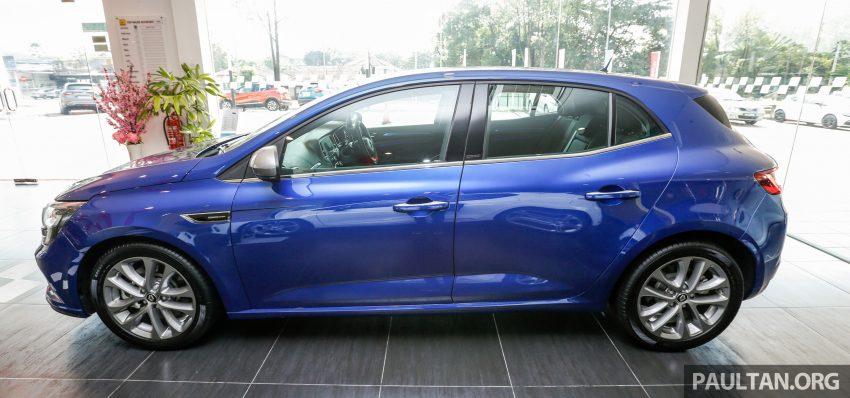 全新 Renault Megane GT 本地正式开售,要价RM228,000 Image #58463