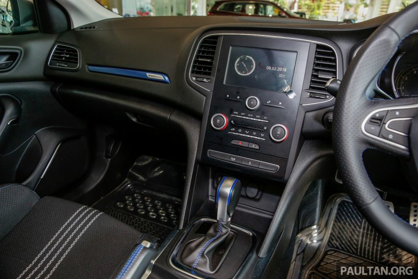 全新 Renault Megane GT 本地正式开售,要价RM228,000 Image #58502