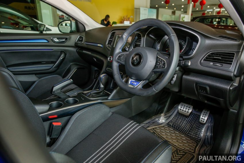全新 Renault Megane GT 本地正式开售,要价RM228,000 Image #58493